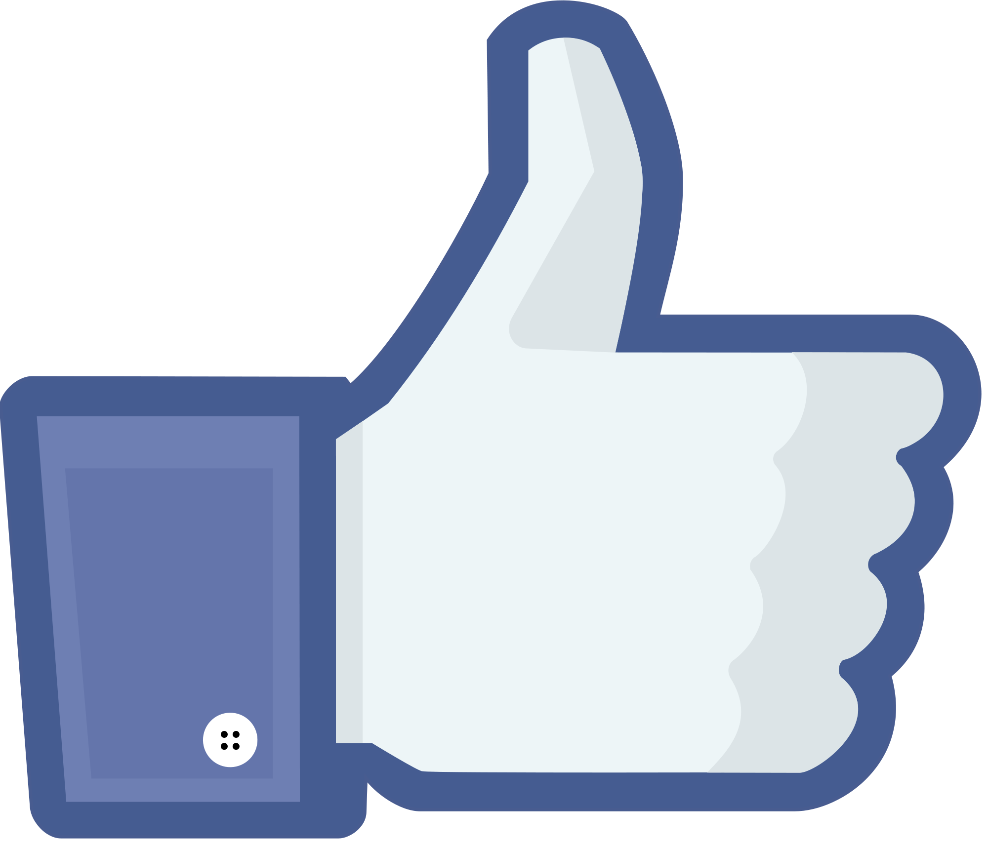Facebook Like - Single
